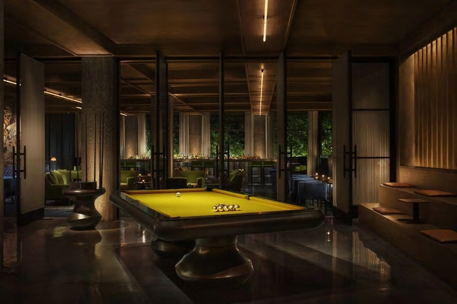Chevillotte – Bronze Billiard